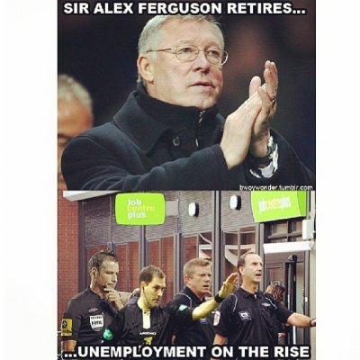 Sir Alex Ferguson Memes