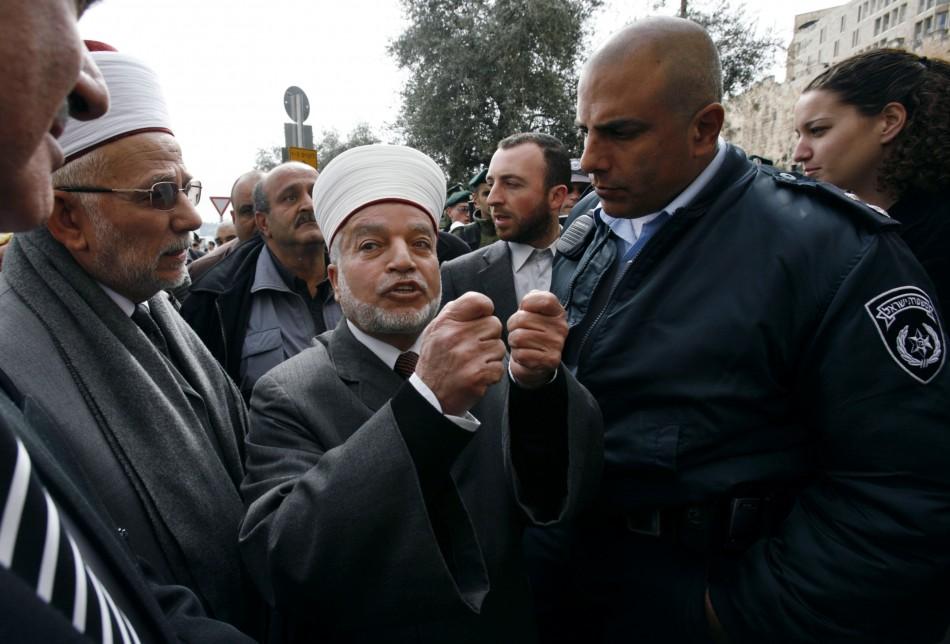 Mufti of Jerusalem Mohammed Hussein