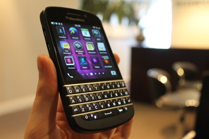 BlackBerry Q10 Review - The Return of the Qwerty Keyboard