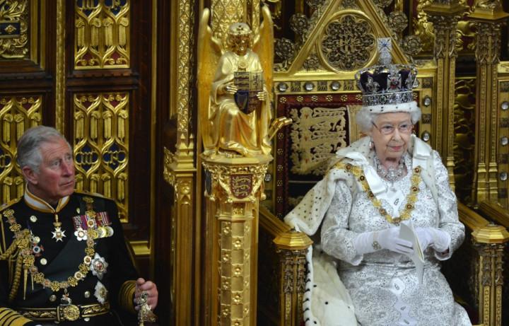 Queen Speaks about