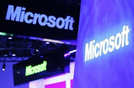 Microsoft Appoint Amy Hood as CFO