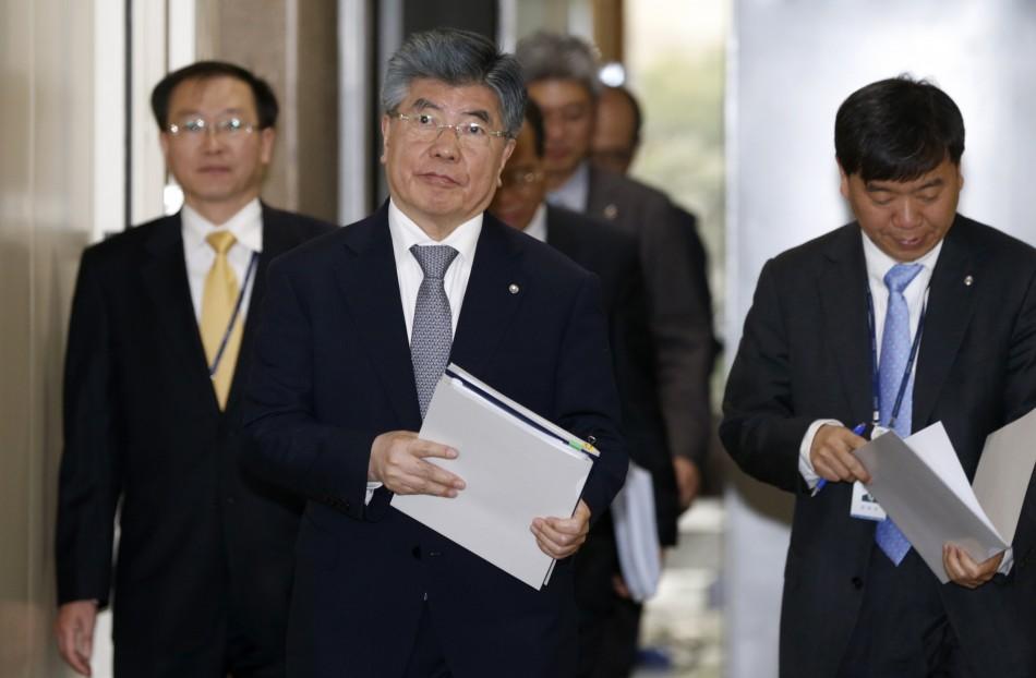 Bank of Korea Governor Kim
