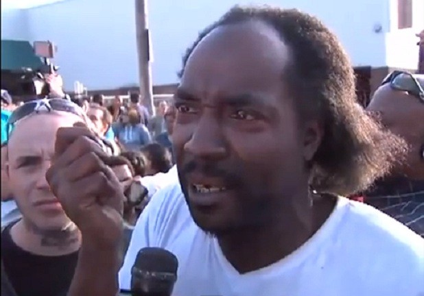 Charles Ramsey has won praise for his actions