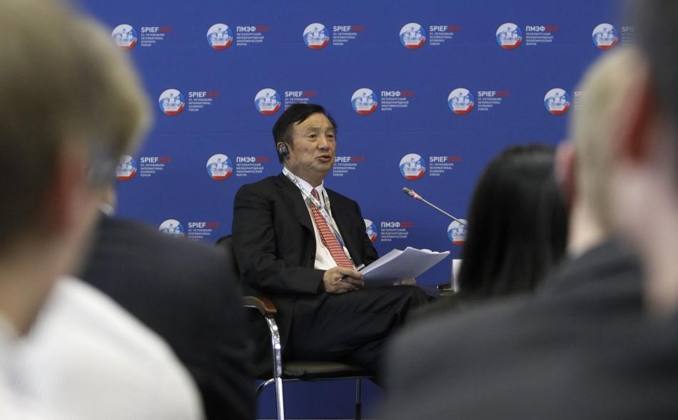 Huawei Chief Executive Ren Zhengfei