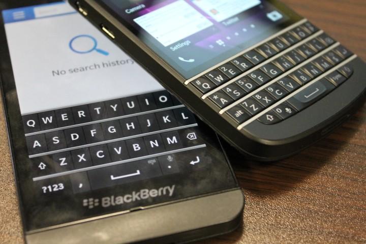 BlackBerry Q10 vs Z10