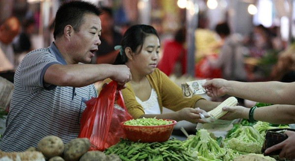 China inflation accelerated in April