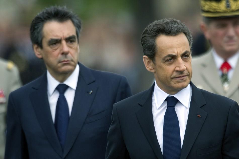 Sarkozy  Fillon