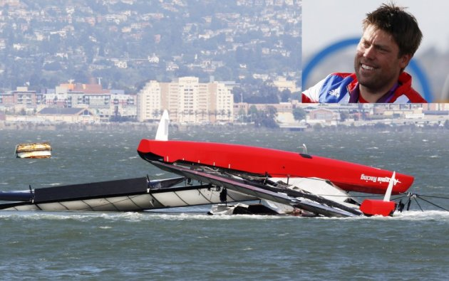 Andrew Simpson killed in capsize tragedy