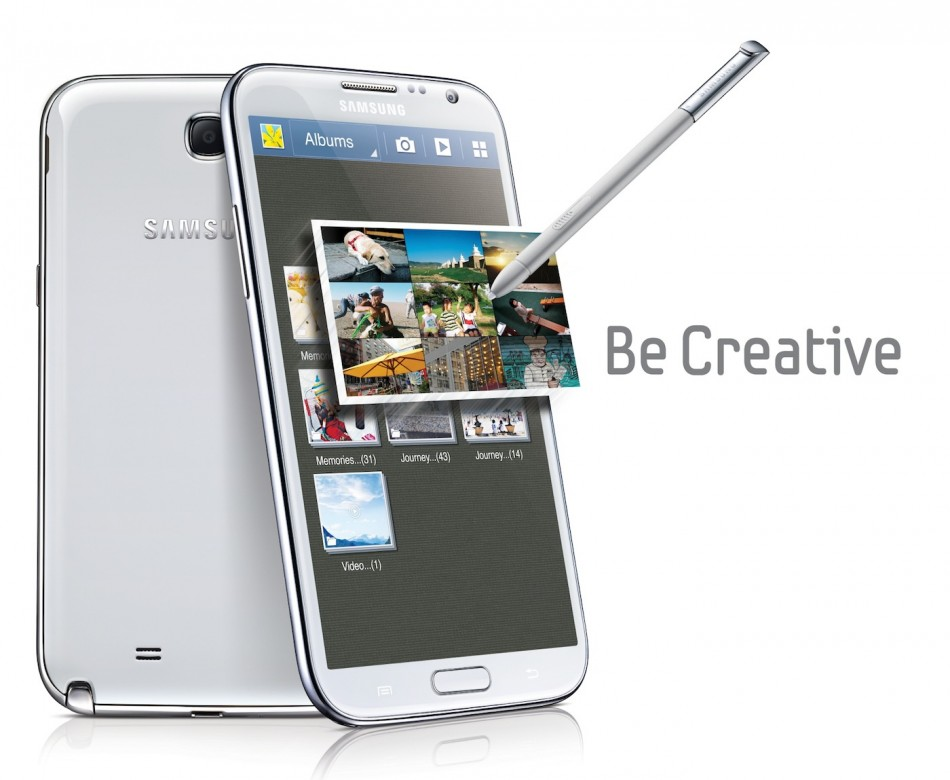 Galaxy Note 2 GT-N7100 Receives Official Android 4.1.2 XXDME1 Jelly Bean Firmware [How to Install Manually]