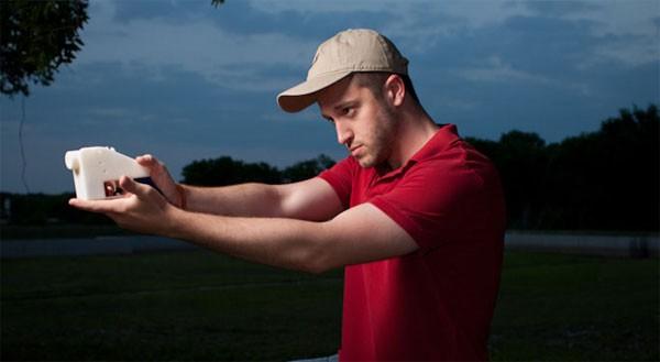3D printed gun blueprints taken offline by state department