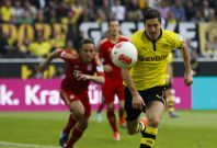 Bayern are chasing Lewandowski