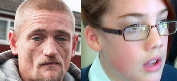 Stuart Hazell is accused of killing Tia Sharp last August (Met police)