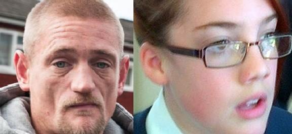 Stuart Hazell is accused of killing Tia Sharp last August (Met police)