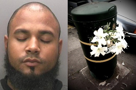 Hamza Islam jailed for 27 months for unromantic ploy (West Midlands Police/Keith Bloomfield)