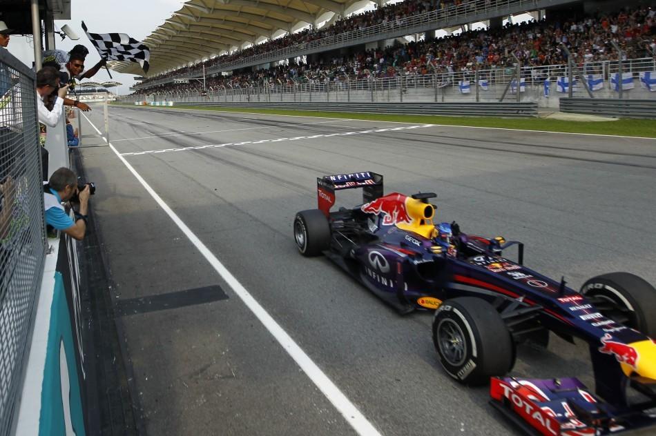 Sebastian Vettel [Red Bull Racing]