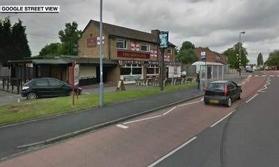 Dovecoat Pub, Birmingham