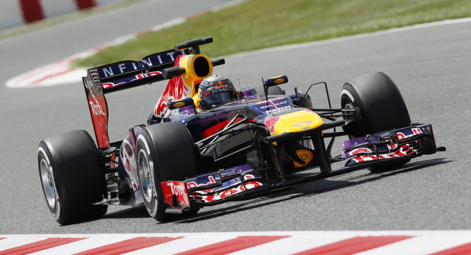 Sebastian Vettel [Red Bull Racing]