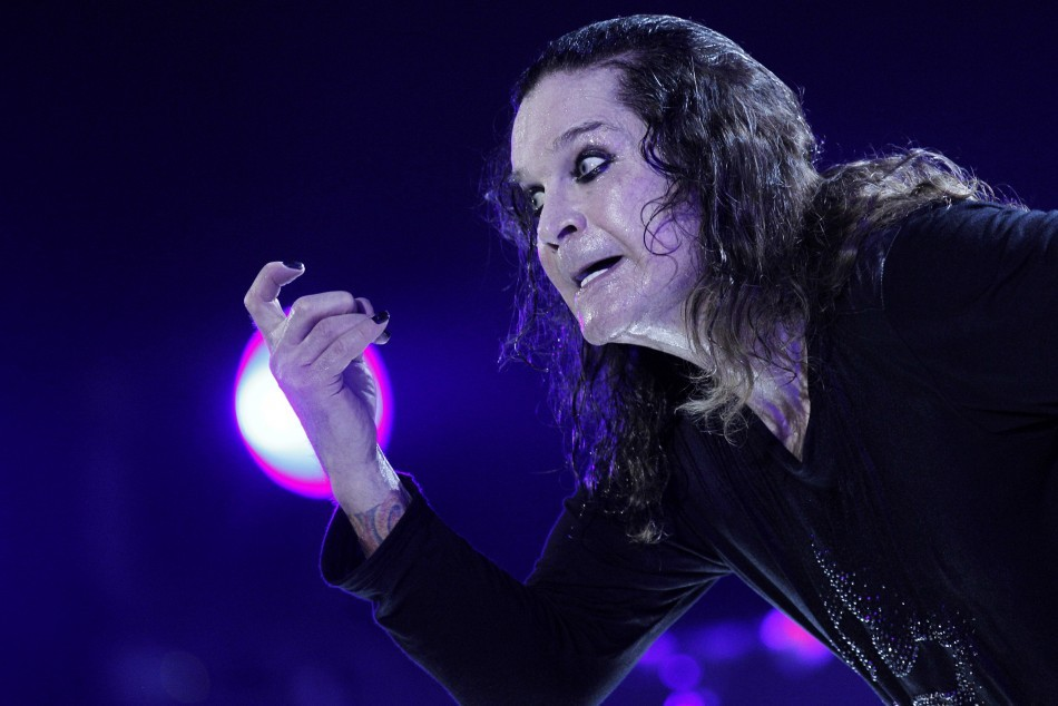 Ozzy Osbourne is on the curriculum for the heavy metal degree course at New College Nottingham