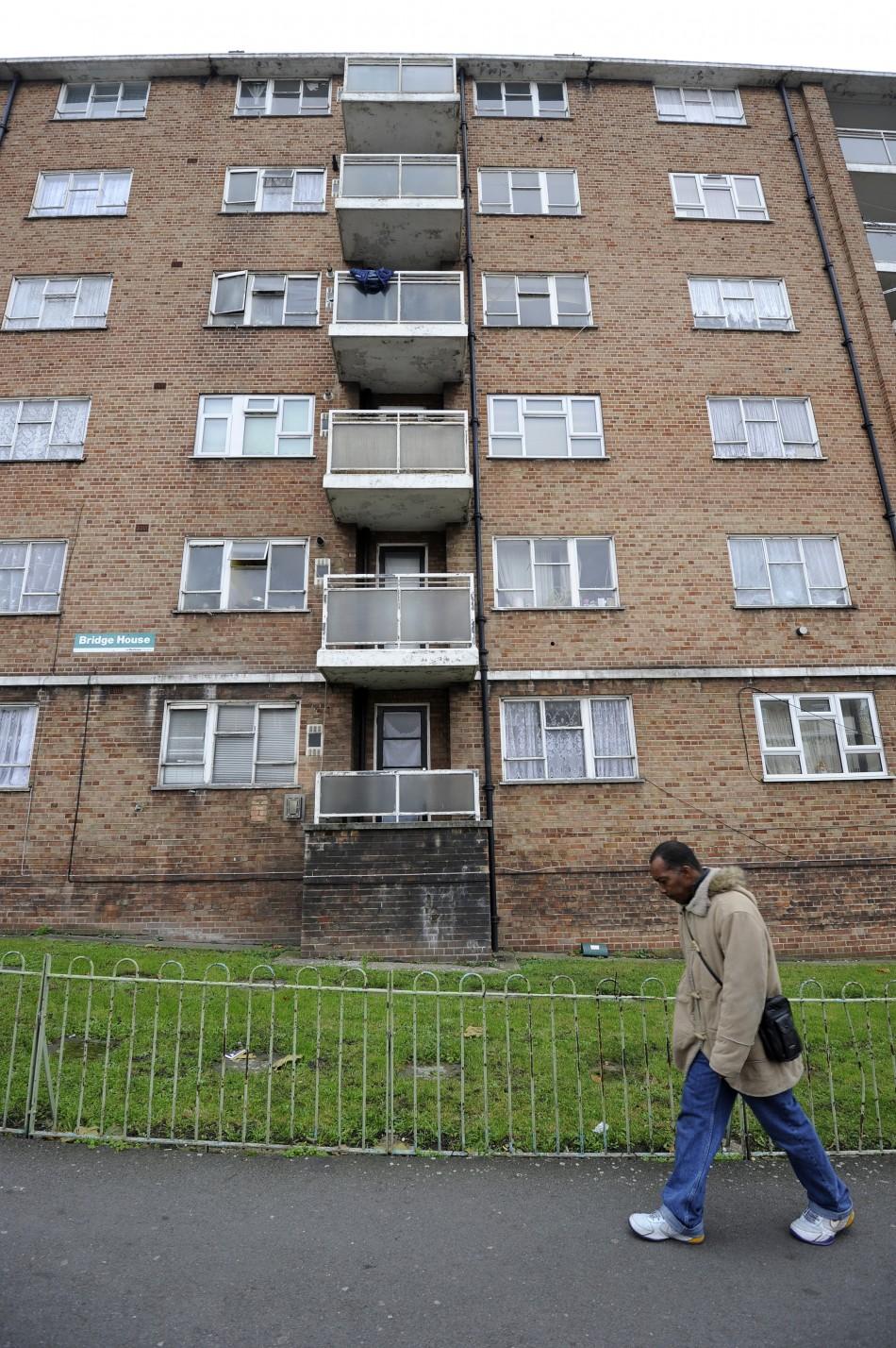 UK council housing