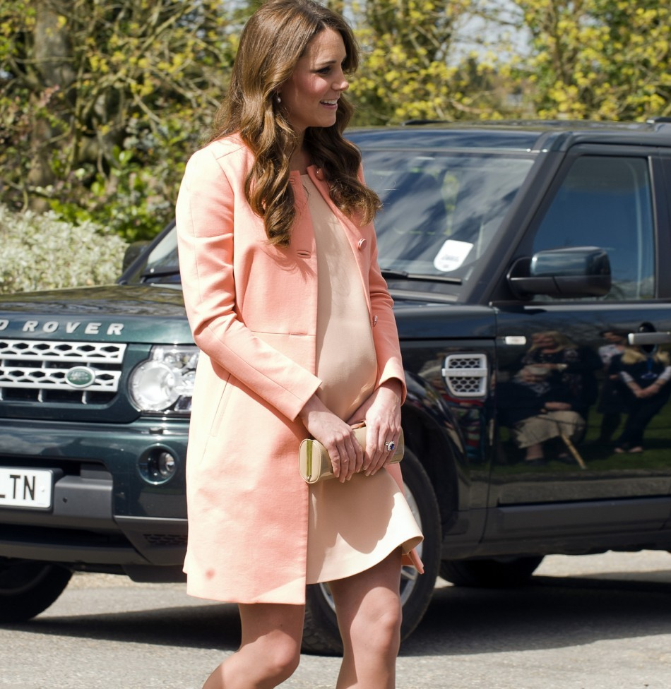 The Duchess of Cambridge is satisfying her pregnancy cravings with a spicy vegetarian curry