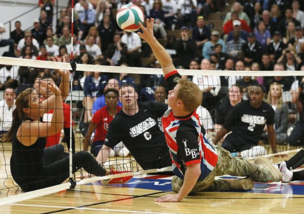 Prince Harry competed for team GB at the 4th Warrior games in Colorado Springs.