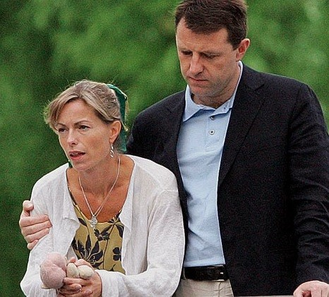 Kate and Gerry McCann have not given up the search or Madeleine in the hope she is still alive