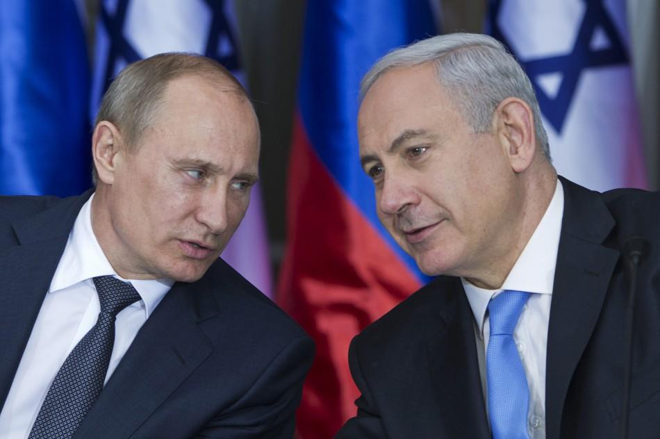 Netanyahu to visit Russia
