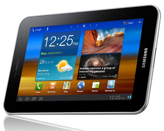 galaxy tab 7 0 plus receives android 4 1 2 xxmd6 jelly bean official rh ibtimes co uk Samsung Galaxy Note 8 Samsung Galaxy Tab 7 Plus