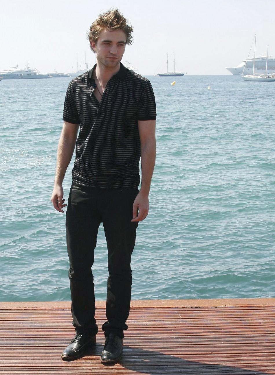 Robert Pattinson Cannes