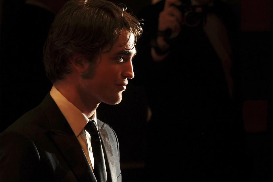Robert Pattinson Bafta
