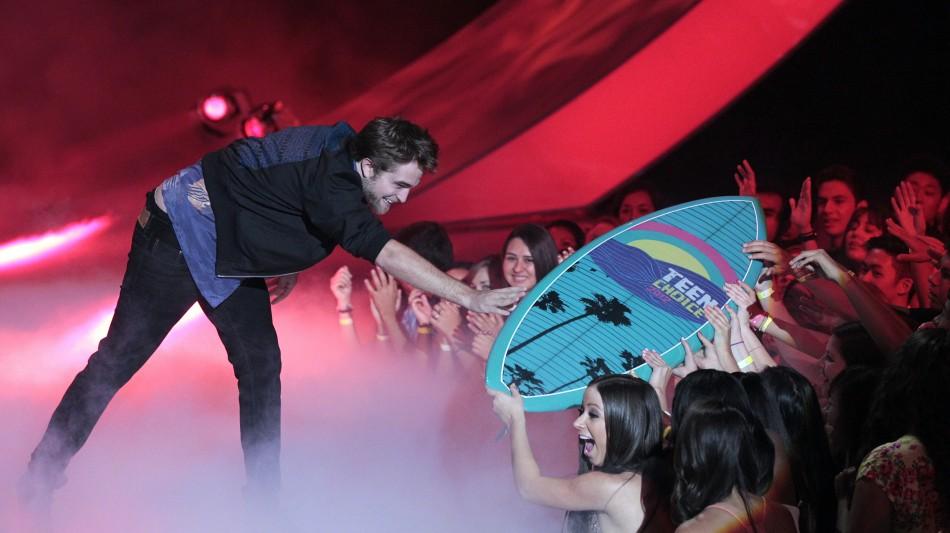 Robert Pattinson Ultimate Choice award