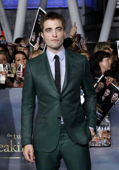Robert Pattinson Twilight Part 2