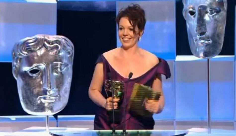 Olivia Coleman wins big at BAFTA TV Awards 2013