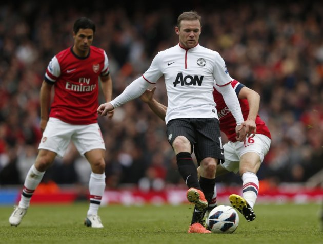 Arsenal could move for Wayne Rooney