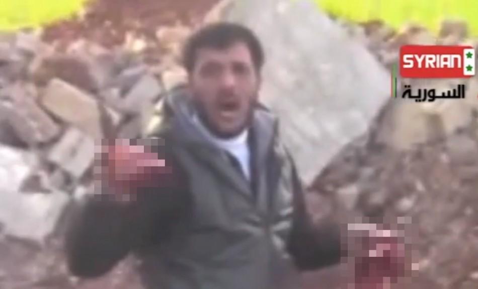 Syria heart rebel