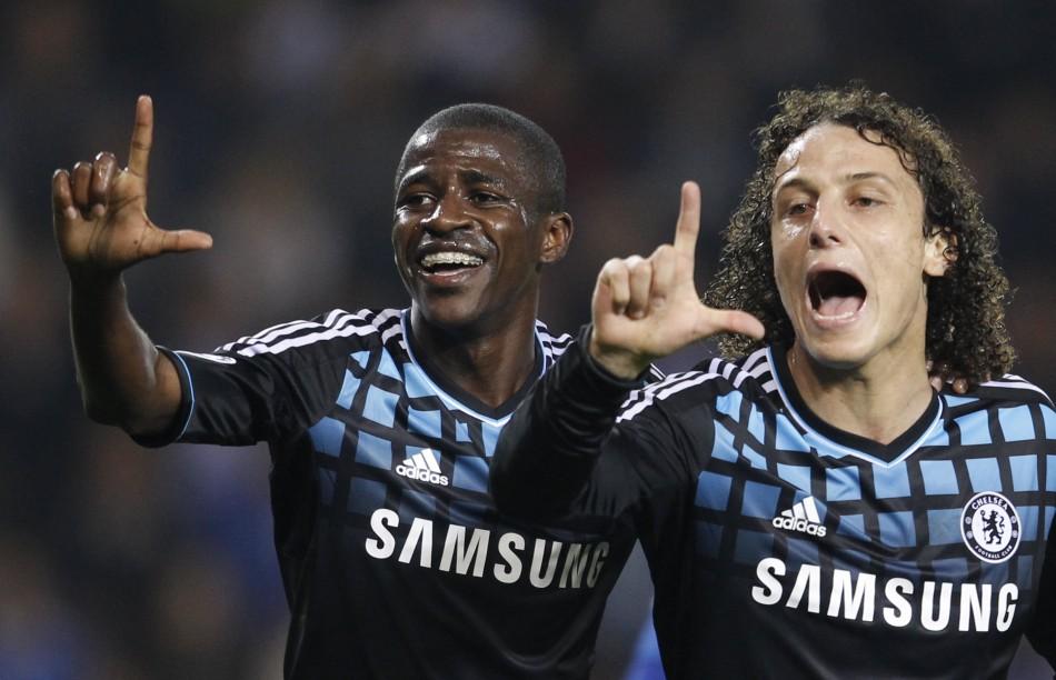 David Luiz & Ramires