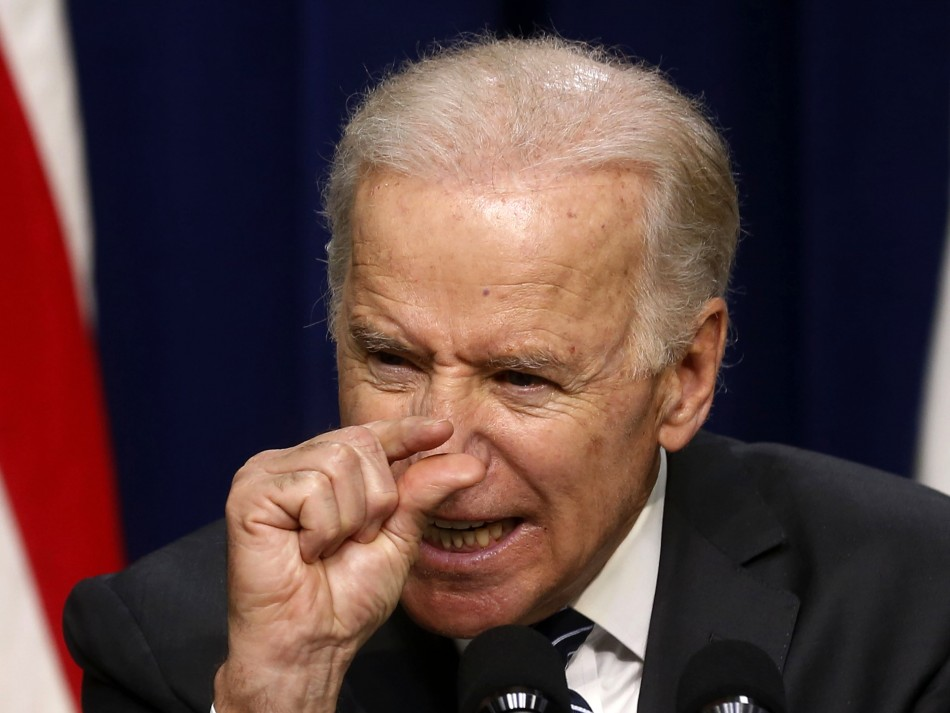 Joe Biden proposes tax on violent games