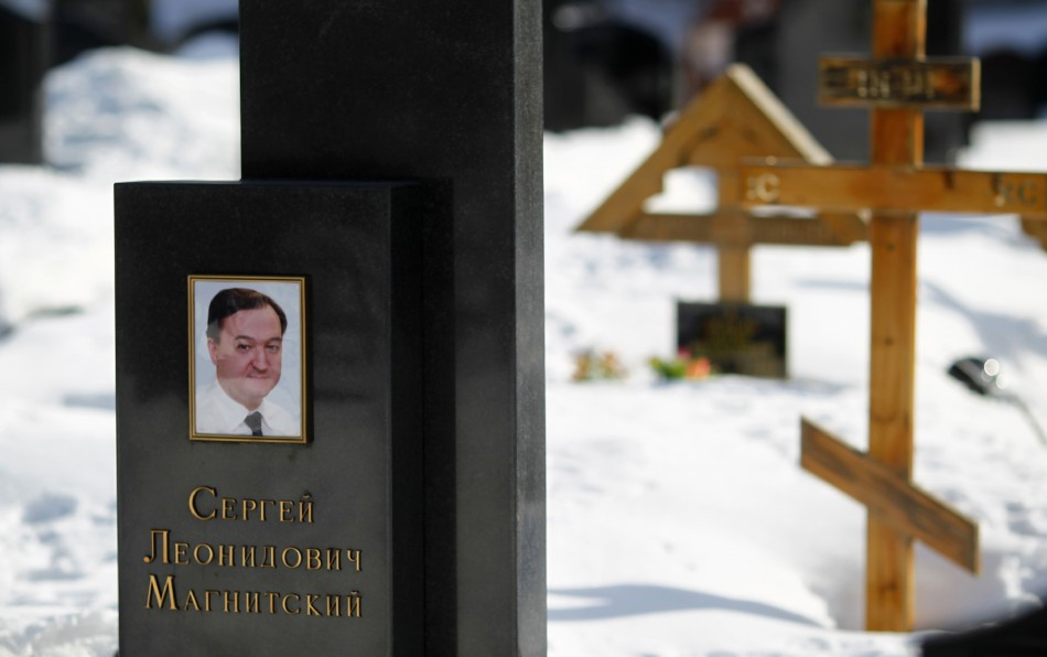 Sergei Magnitsky silenced for probing corruption at the heart of Russian establishment