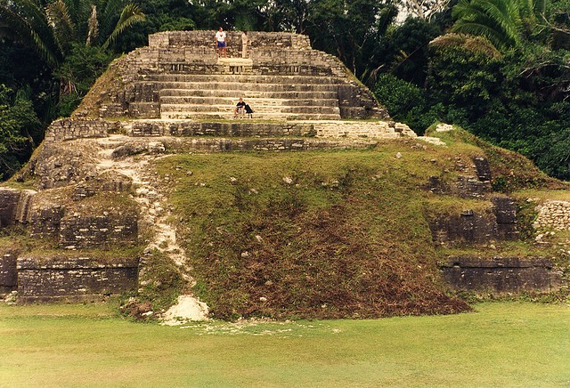 Belize: Ancient Mayan Pyramid Destroyed by Bulldozer ...