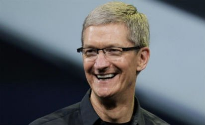 Coffee with Apple CEO Tim Cook