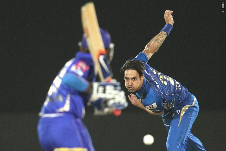 Rajasthan Royals v Mumbai Indians