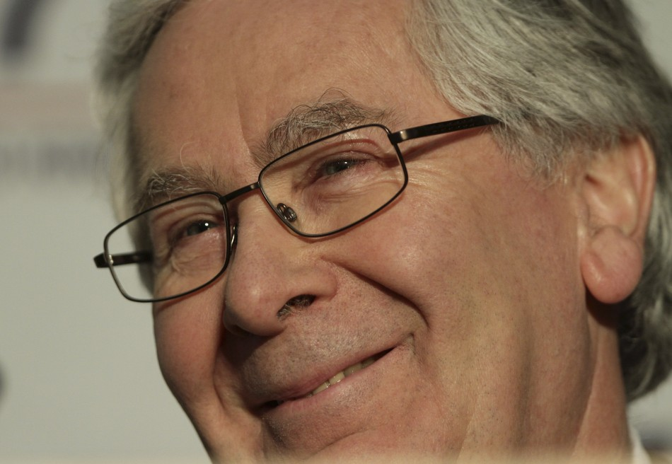 Sir Mervyn King, governor of the Bank of England will hand over the reins to Mark Carney on 1 July 2013 (Photo: Reuters)