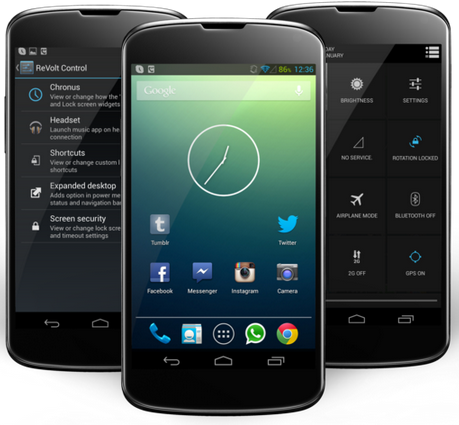 Update Galaxy S2 I9100 to Android 4.2.2 Jelly Bean via Revolt JB ROM [How To]