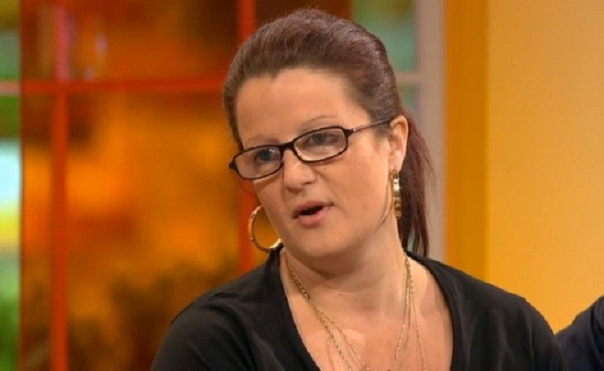 Natalie Sharp on ITV Daybreak