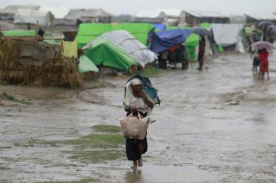 Rohingya Cyclone Mahasen