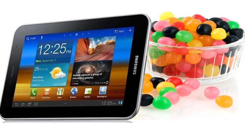 Galaxy Tab Plus 7.0 GT-P6210 Receives Official Android 4.1.2 XXMD3 Jelly Bean Update [How to Manually Install]