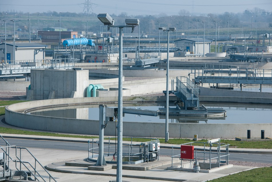 Funds continue targetting British utilities