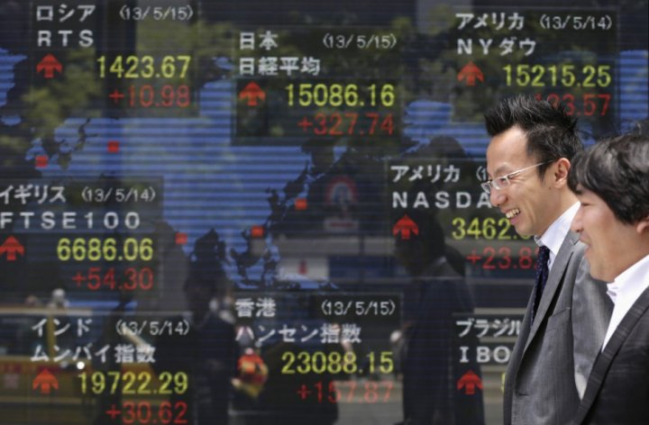 Japan's economy is growing