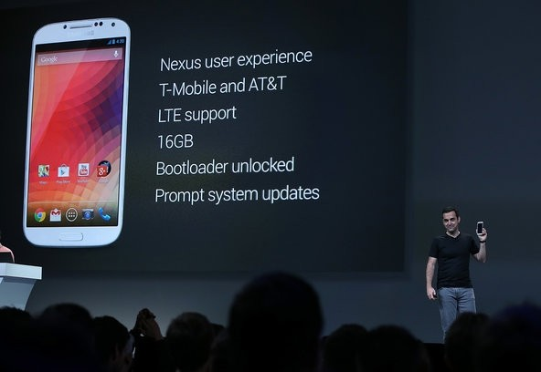 Google I/O 2013: Custom Galaxy S4 Unveiled, Release Date and Price Revealed