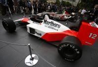 1988 McLaren-Honda MP4/4 Formula 1 Car